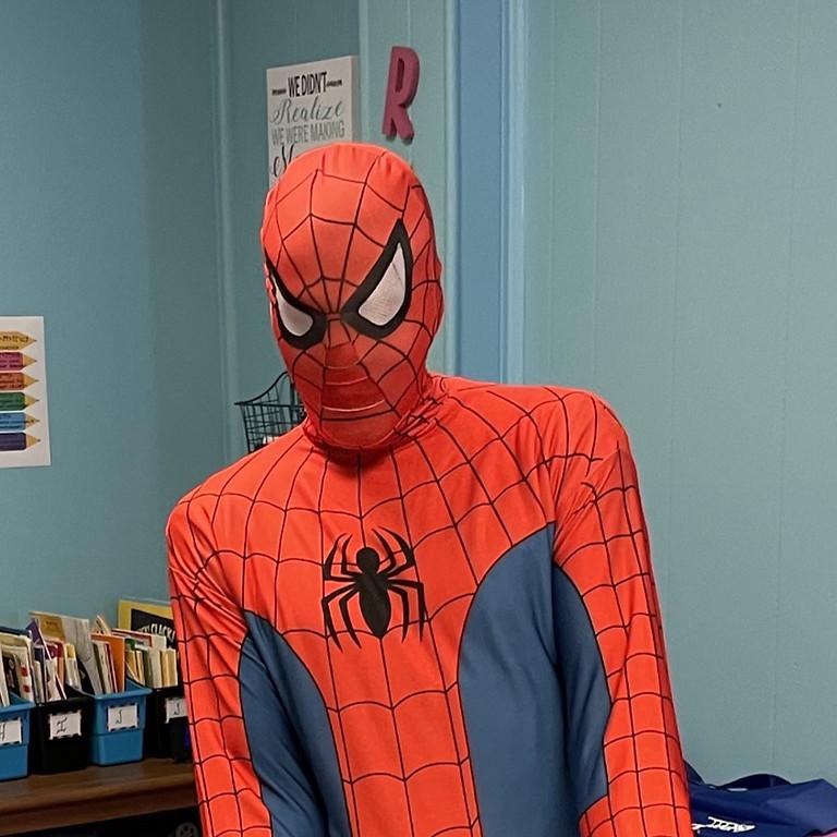 Open Play w/ Spiderman