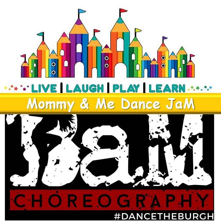 Mommy & Me Dance Jam