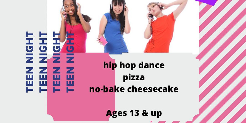 Teen Girls' Night Out