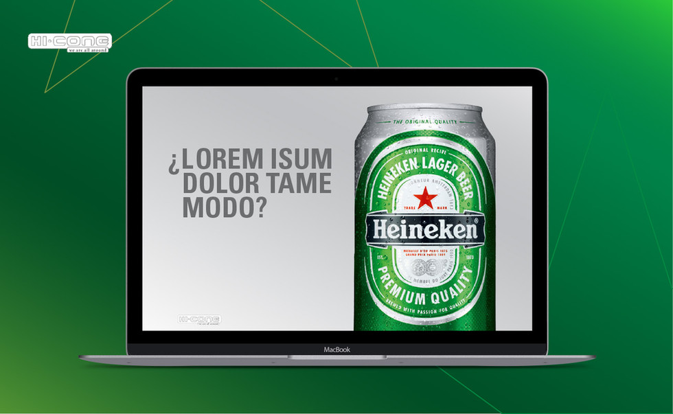 Hi-Cone / Heineken