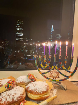 A Chanukah Miracle on the Upper East Side