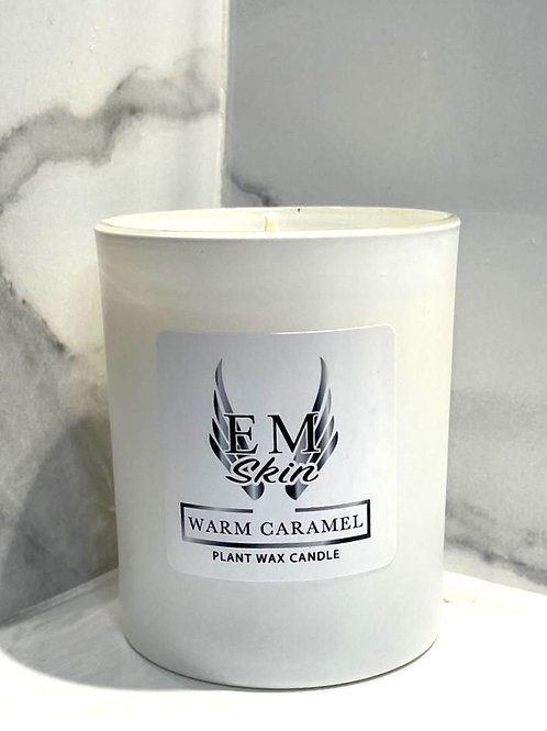 Warm Caramel Room Candle
