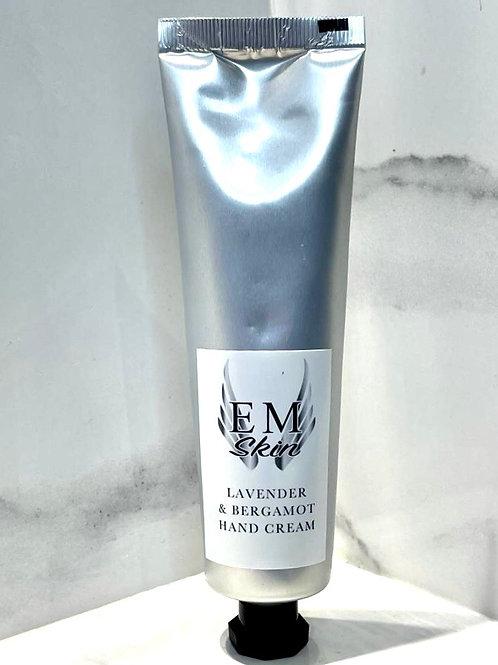Hydrating Hand Cream with Lavender & Bergamot