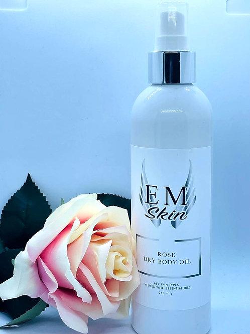 Rose Dry Body Oil