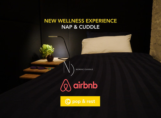 Providing a Dream Airbnb Wellness Experience with Pop&Rest