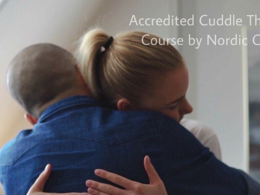 Dual-Accredited Cuddle Therapy Course