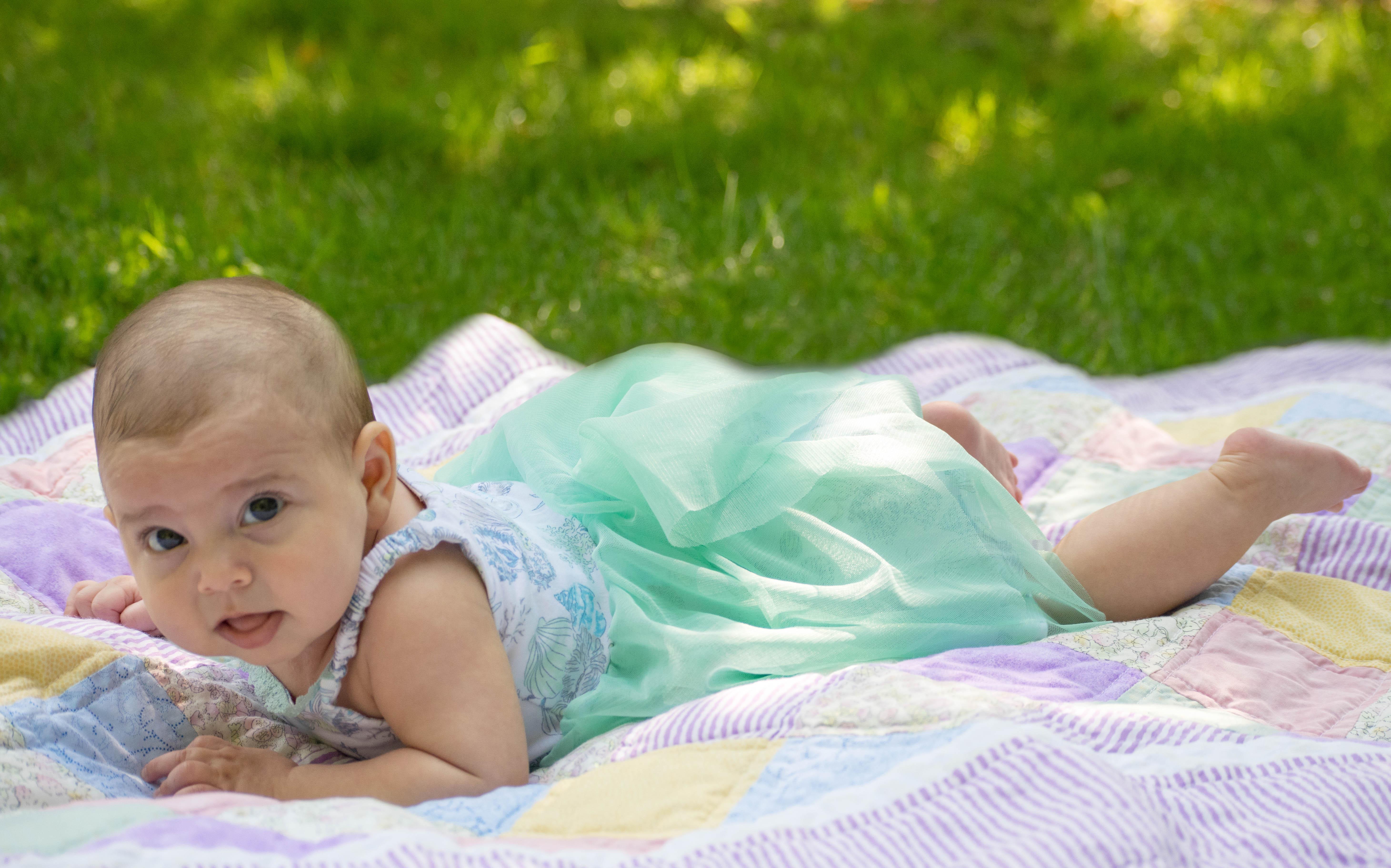 Newborn Summer Photos