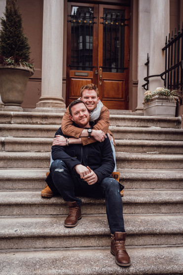 Zack and Ryan   Boston, MA
