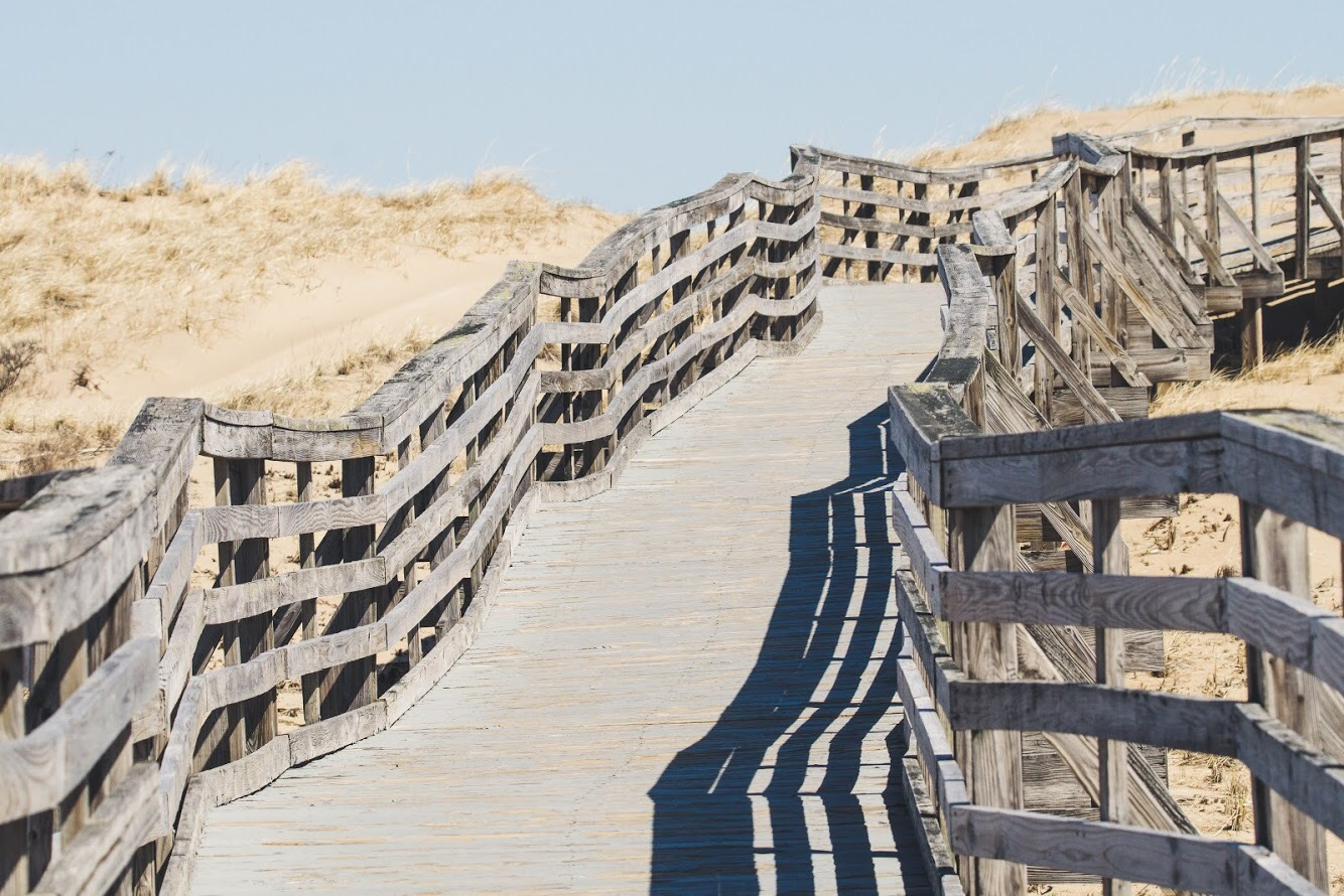 Plum Island Boardwalk | MA