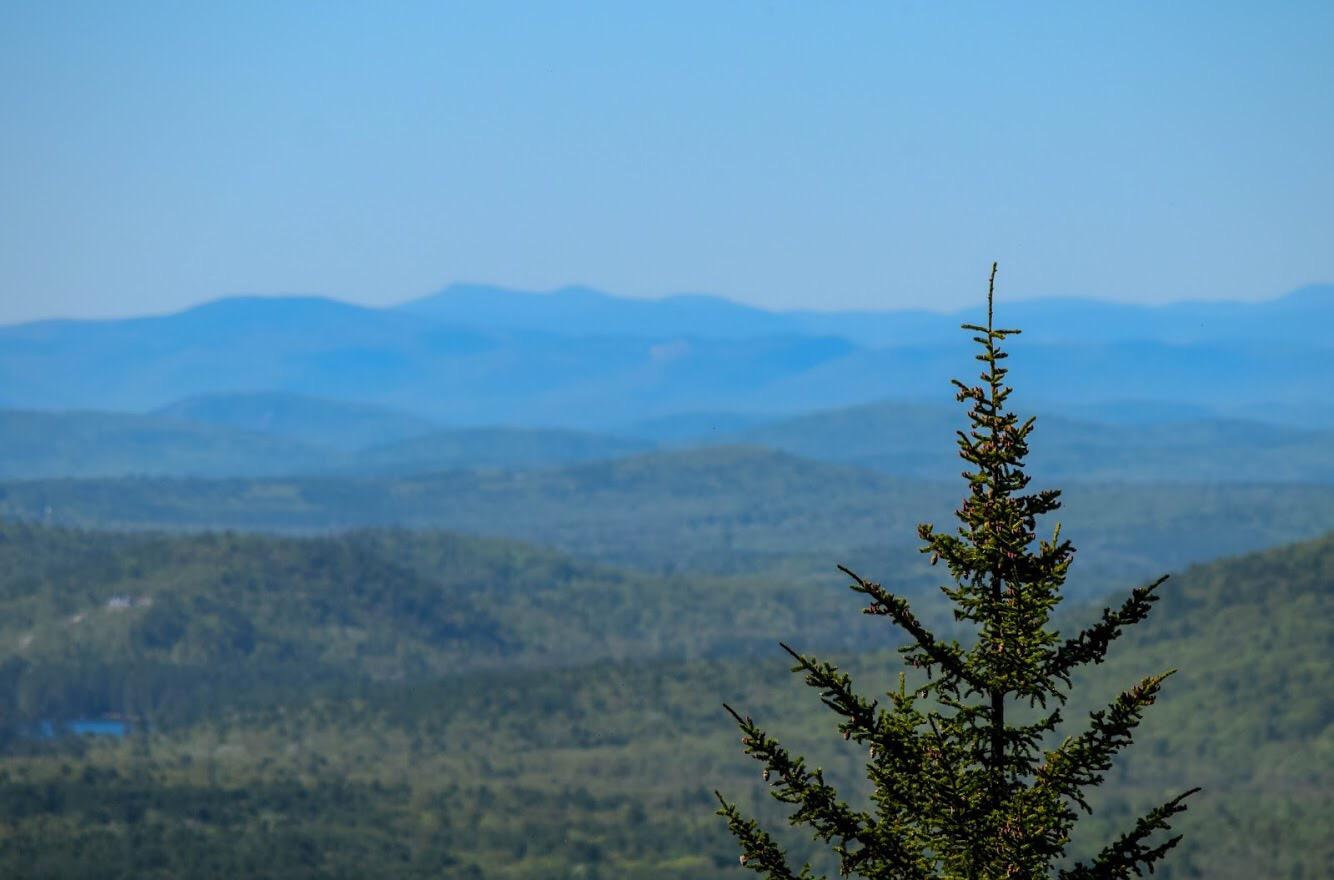 Mountain Views | Maine
