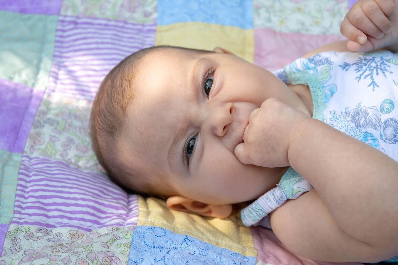 Happy Newborn