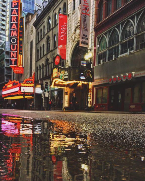 Puddle Reflections | Boston, MA