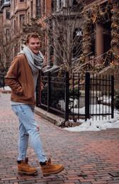 Zack in Boston