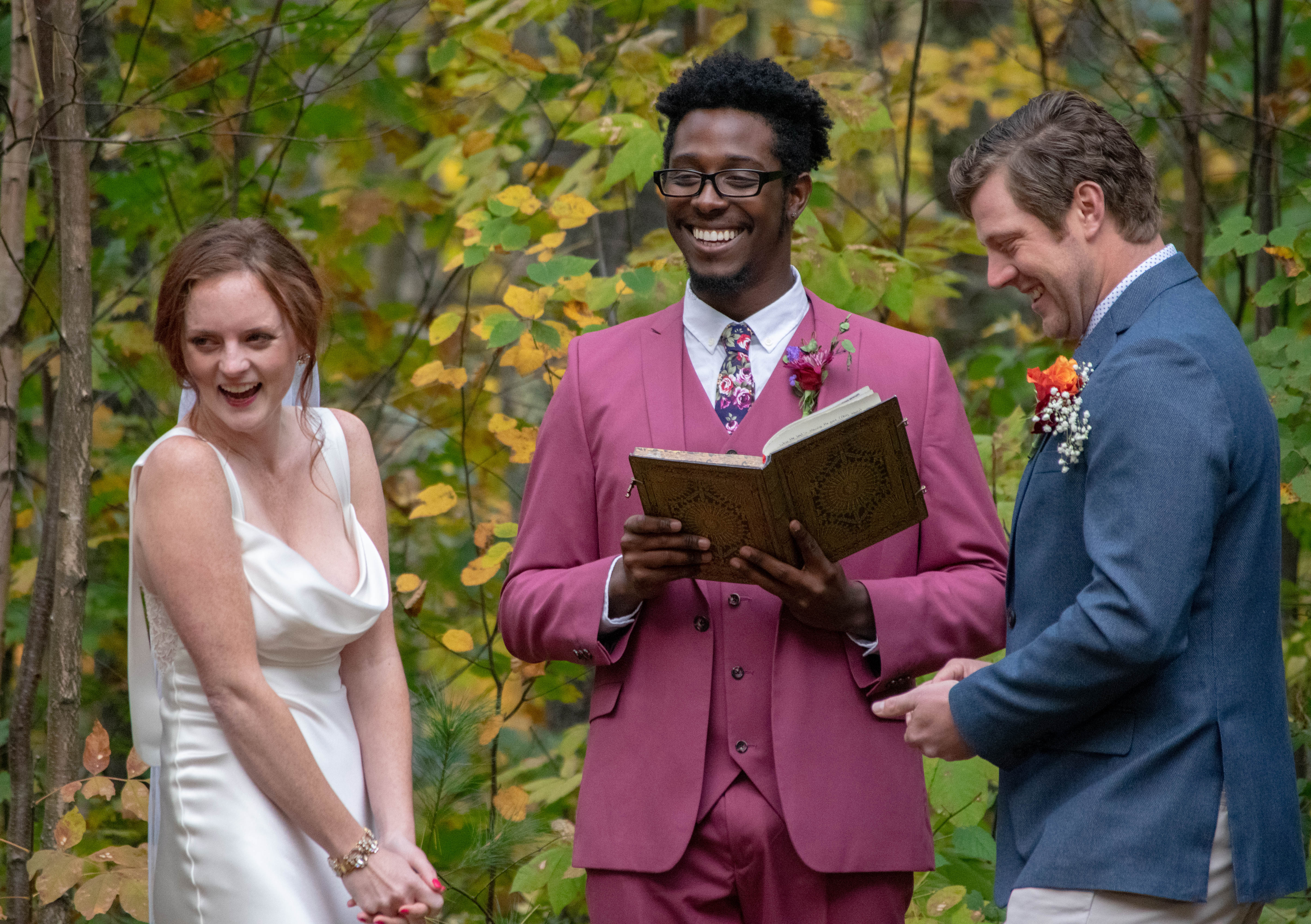 Wedding Bliss | Maine