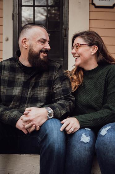Rachel & John   Rockport, MA