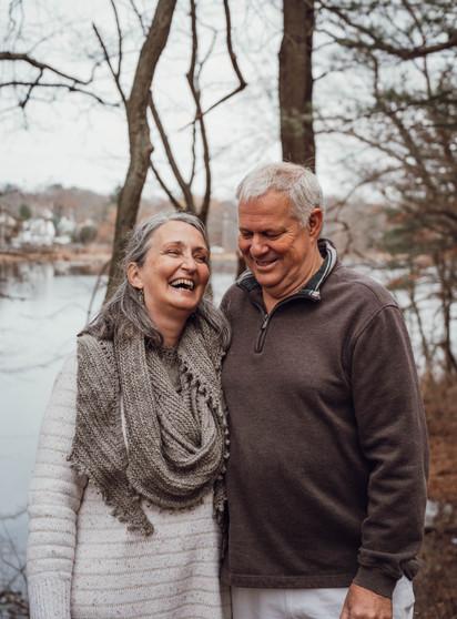 Joyce & Kenny   Peabody, MA