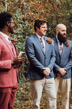 Michaela + Nick | Maine Wedding