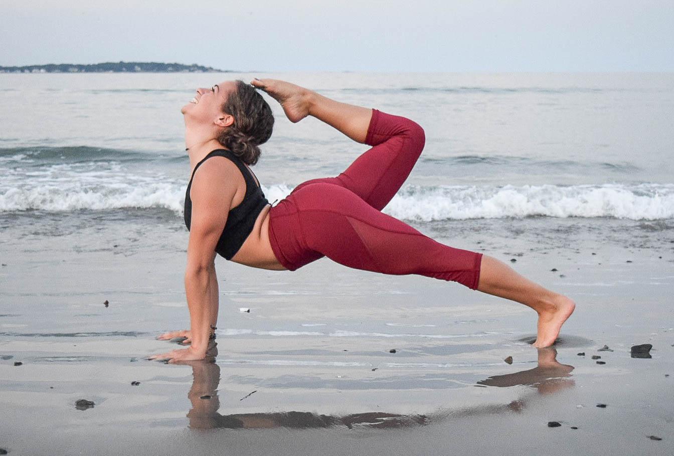 Beach Yoga | Lynn, MA