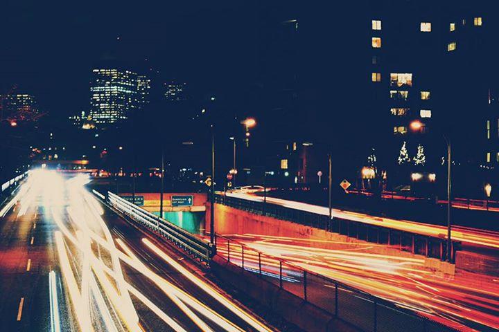 City Traffic Lights | Boston, MA