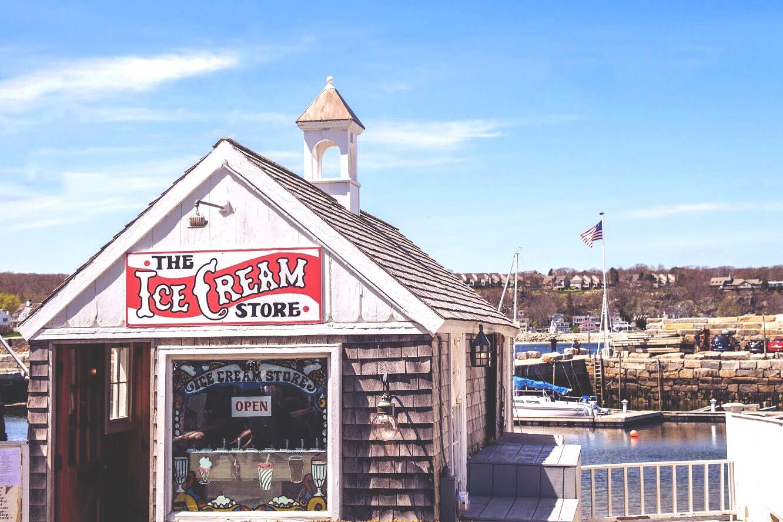 Ice Cream Shack | Rockport, MA