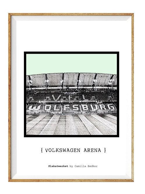 Volkswagen Arena / En hyldest