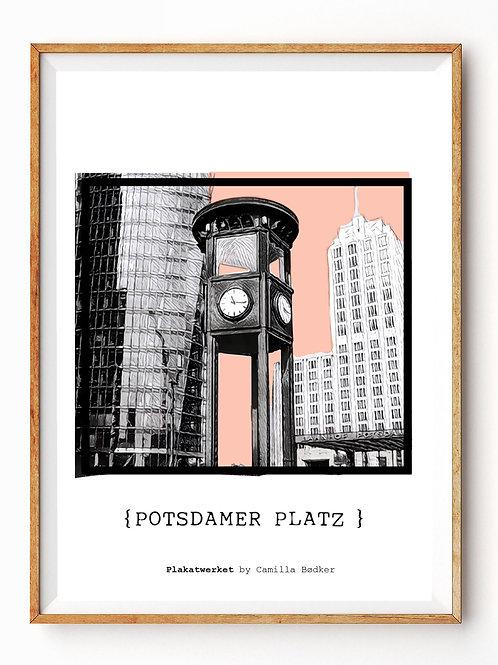 BERLIN / En hyldest / POSTDAMER PLATZ