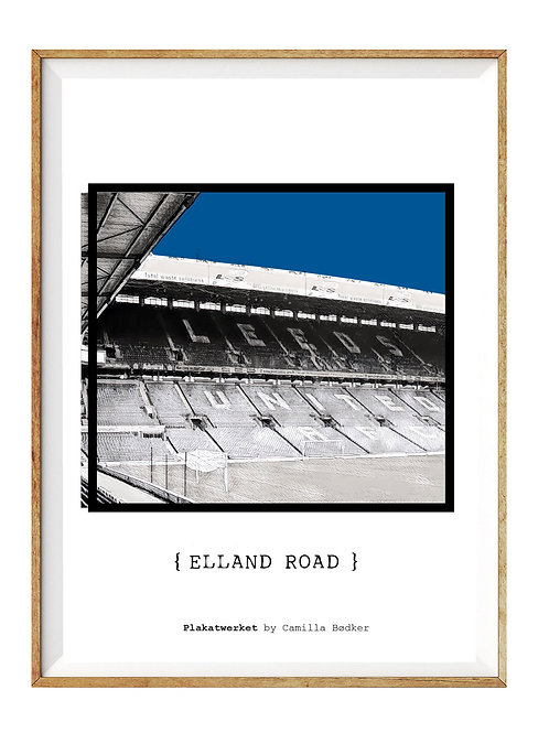 Elland Road blue / En hyldest