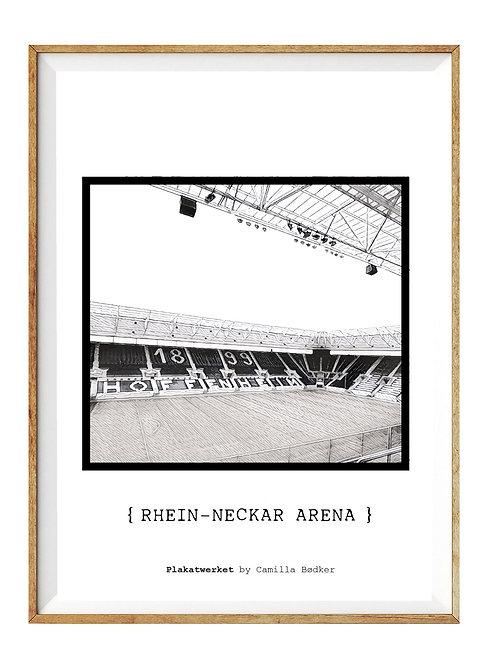 Rhein Neckar Arena grey / En hyldest