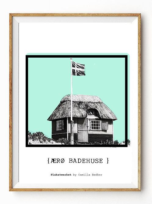 LOVELY DENMARK / ÆRØ BADEHUSE MINT