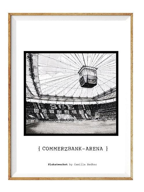 Commerzbank Arena grey / En hyldest
