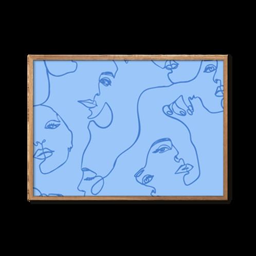Face Lift / Tone-in-Tone (Horisontal)