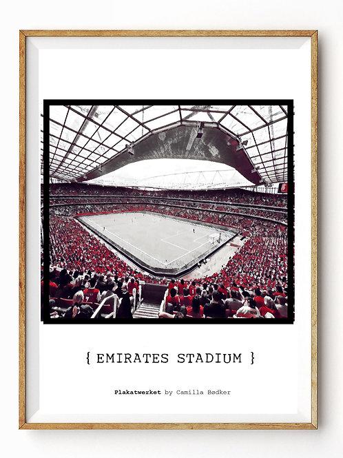 Emirates stadium / En hyldest