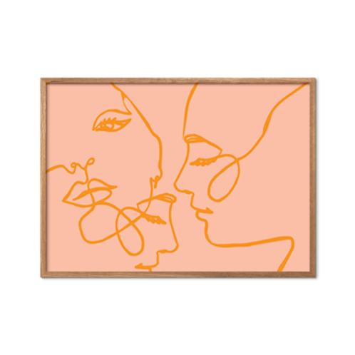 Face Lift / Close-up (Horisontal)