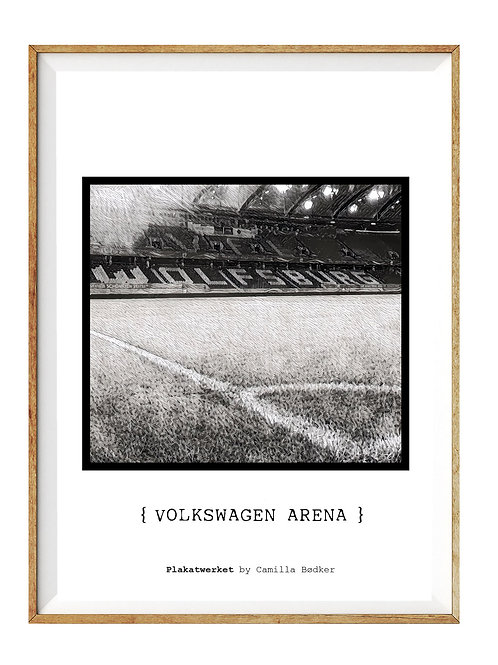 Volkswagen Arena grey / En hyldest