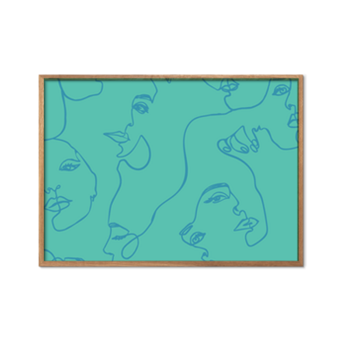 Face Lift / Minty (Horisontal)