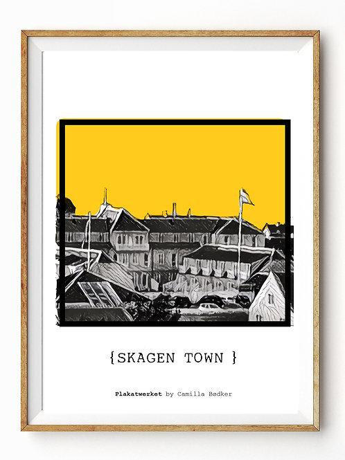 LOVELY DENMARK / SKAGEN TOWN GUL