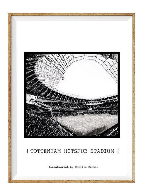 Tottenham Hotspur stadium 2 / En hyldest