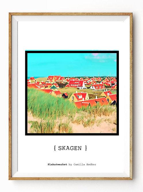 LOVELY DENMARK / SKAGEN, Gammel by