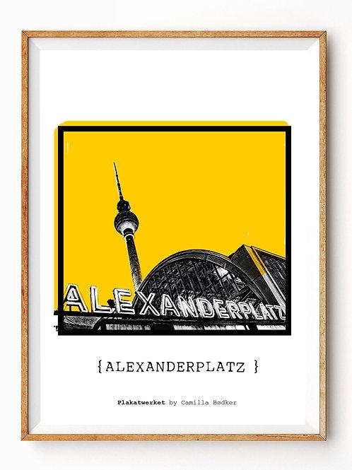 BERLIN / En hyldest / ALEXANDERPLATZ