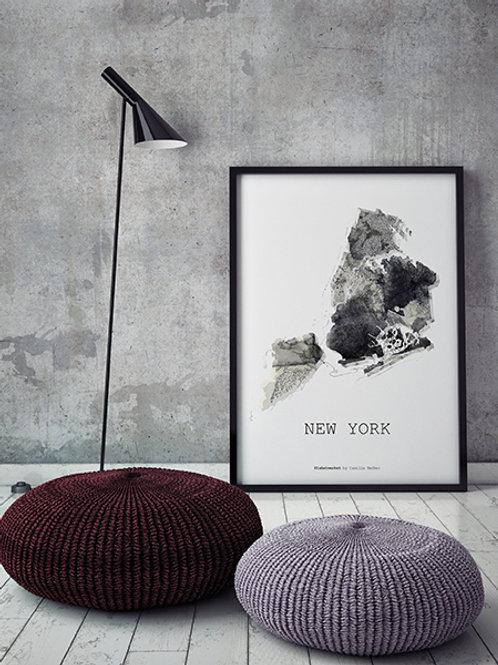 Verden rundt - stort & småt / New York