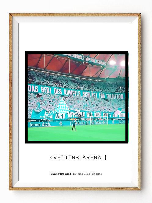 Veltins Arena fans / En hyldest