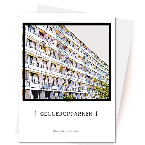 Aarhus - en hyldest / Gellerupparken