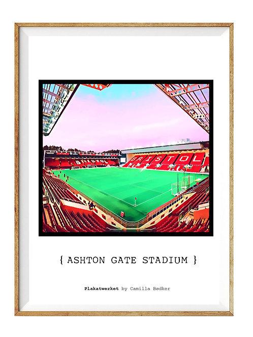 Ashton Gate Stadium color / En hyldest
