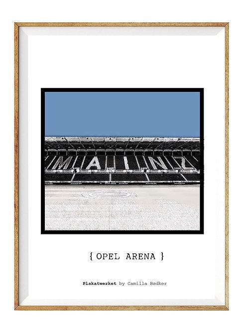 Opel Arena / En hyldest