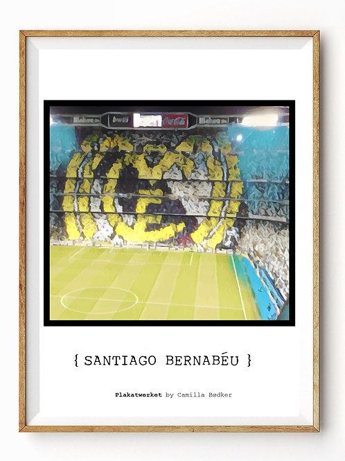 Santiago Bernabeu color / En hyldest