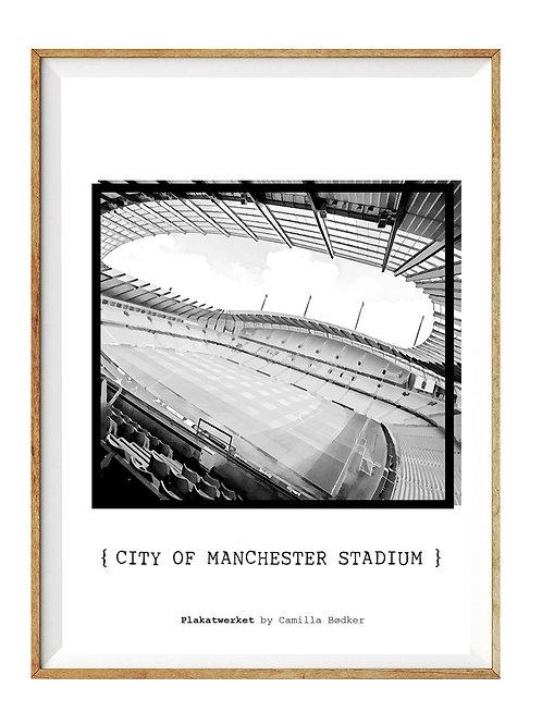 City of Manchester stadium / En hyldest