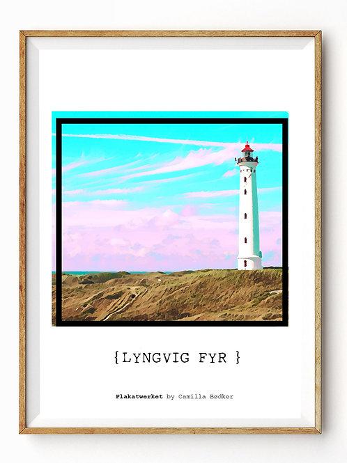 LOVELY DENMARK / HVIDE SANDE LYNGVIG FYR