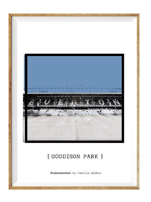 Highbury Stadium blue / En hyldest