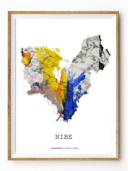 Landet rundt / Nibe kort / multi A4