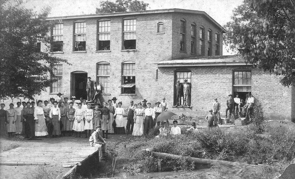 original mill building background image